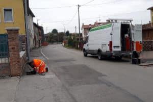 Ambrosi AutoSpurghi pozzi neri a Vicenza